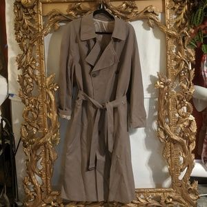 Pure New Wool (So Soft) Trench Coat